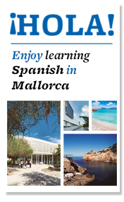 Enjoy learning SPANISH in Mallorca